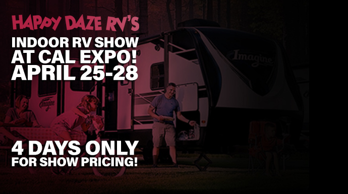 Events, Rallies, and RV Shows : Pleasure-Way Industries