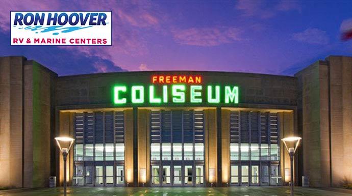 Pomona Fairplex Rv Show 2020.Events Rallies And Rv Shows Pleasure Way Industries